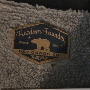 Freedom Foundry Shirts - Freedom Foundry Super Plus Shirt Jacket
